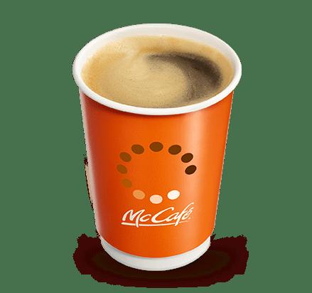 맥도널드 커피