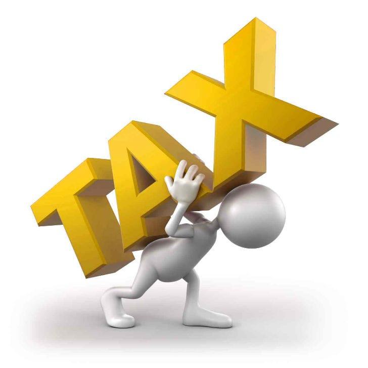 토지보상금과 세금
