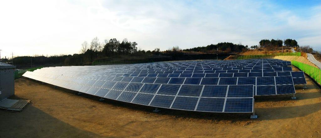 태양광 패널