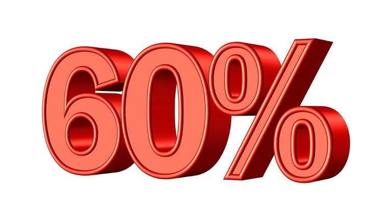 건강보험료 60% 할인