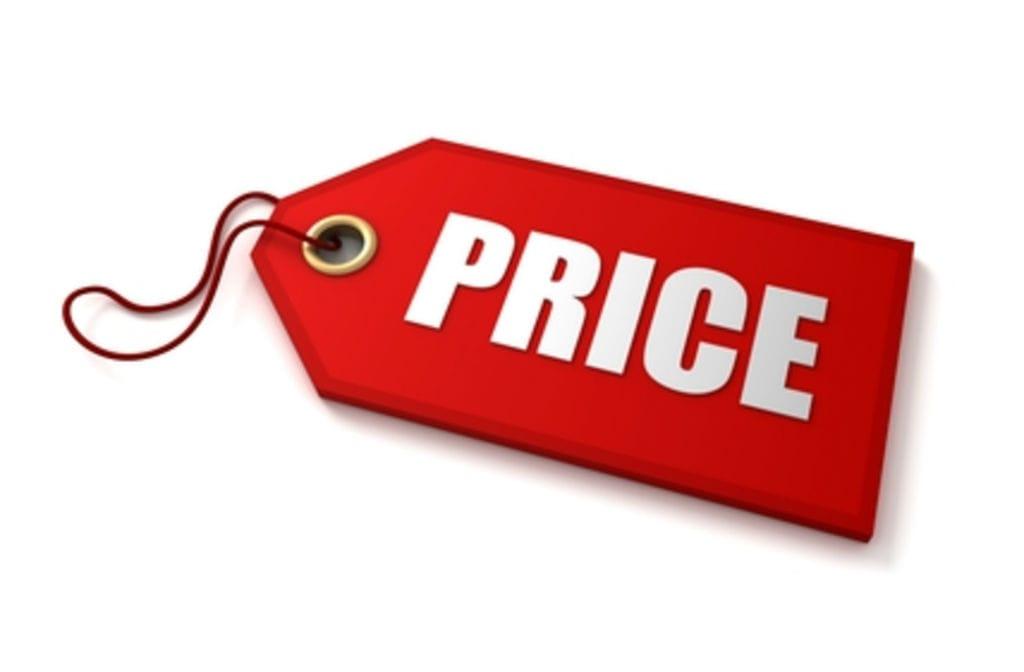 기준가격 Base price