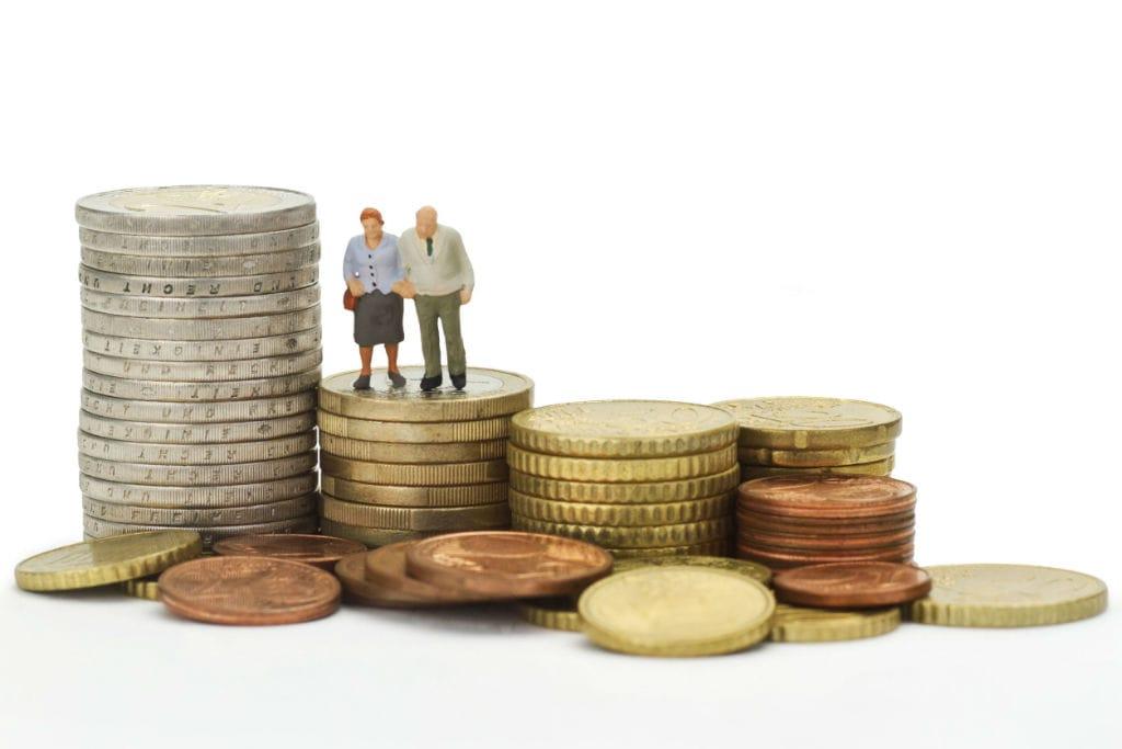 유족연금 지급비율 계산
